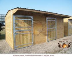 Foto 4 Außenboxen, Pferdeboxen, Paddock, Innenboxen, Stalltüren und Tore Weidehütte