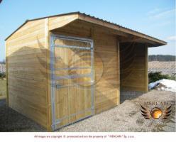 Foto 5 Außenboxen, Pferdeboxen, Paddock, Innenboxen, Stalltüren und Tore Weidehütte