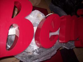 Foto 2 Aussenreklame, Werbebuchstaben, Ladenwerbung, LED Werbung, Einzelbuchstaben