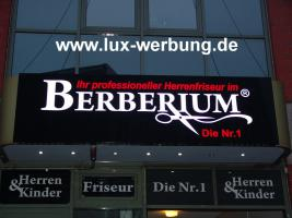 Foto 13 Außenwerbung Werbeschilder Leuchtschilder Leuchtkästen Leuchtbuchstaben Leuchtwerbung Leuchtreklame Profilbuchstaben Schriftzüge Berlin