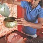 Authentisches Ayurveda kur im ''Hotel Sumadhai'' auf Sri Lanka