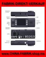 Foto 4 Auto Cam-Video HD Dash-Cam Dual-Lens nur €  54 versandkostenfrei