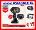 Auto DVR DashCam Full HD1080p Nachtsicht G-Sensor Zoom nur € 19
