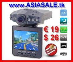 Auto DVR DashCam HD Nachtsicht nur € 19 versandkostenfrei