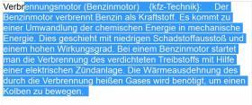 Foto 2 Auto-Lexikon: Glossar-Begriffe Kraftfahrzeugmechatroniker / kfz-Mechaniker / Elektroniker /Automobiltechnik (Grundlagen Einstieg Einfuehrung)