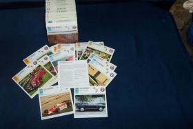 Auto-Sammelkarten