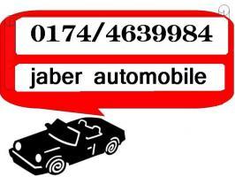 Auto ankauf, export, auch defekt! Bundesweit Tel : 0174/4639984