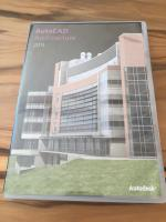 AutoCAD architecture 2013 mit Serialnr. und Productkey