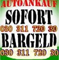 Autoankauf Berlin Neukölln - Tempelhof - Kreuzberg. Tel: 030/ 311 720 30