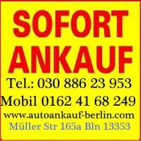 Autoankauf Berlin Neukölln - Tempelhof - Kreuzberg. Tel: 030/ 886 23 953