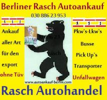 Foto 2 Autoankauf Berlin Neukölln - Tempelhof - Kreuzberg. Tel: 030/ 886 23 953
