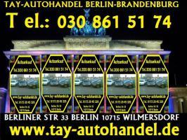 Foto 5 Autoankauf Berlin  Spandau / Treptow / Köpenick  / Wilmersdorf / Schönefelt /  Brelin - Bundesweit Tel:030 861 51 74
