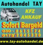 Foto 2 Autoankauf Berlin / Umland Autohandel Tay Schnell flexibel & unkompliziert 030 861 51 74 www.tay-autohandel.de