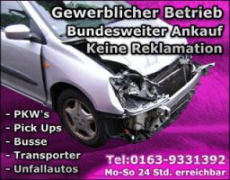 Autoankauf Drensteinfurt   PKW Motorschaden   Unfallwagen Ankauf