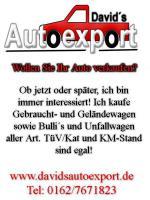 Autoankauf Opel Gebrauchtwagen Unfallwagen Fahrzeug verkaufen