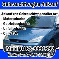 Autoankauf Telgte | PKW Motorschaden | Unfallwagen Ankauf