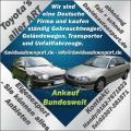 Autoaufkäufer Toyota Celica - ohne TÜV - Unfallwagen - Motorschaden
