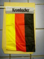 Foto 2 Autofahne, Autoflagge, Deutschlandfahne 4 Stück