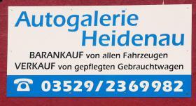 Foto 3 Autogalerie Heidenau An-und Verkauf gepflegter Gebrauchtwagen