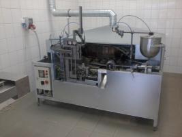 Automatische Maschine von Fortune Cookie Produktion