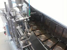 Foto 3 Automatische Maschine von Fortune Cookie Produktion