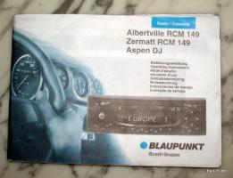 Foto 2 Autoradio Blaupunkt Aspen DJ