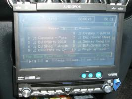 Autoradio DVD Player mit Touch Screen Monitor