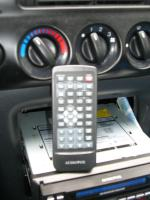 Foto 4 Autoradio DVD Player mit Touch Screen Monitor