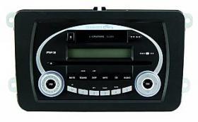Autoradio Delphi GRUNDIG ''CL 2300'' CD/MP3/Kassette, 1,8 DinRDS-Radio, Phone in/mute, HDD -Control MC
