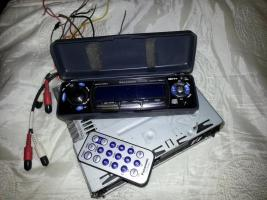 Autoradio MP3 mit Fernbedienung / Panasonic CQ-C5300N Mosfet 50W x 4