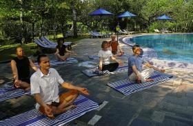 Foto 5 ''Ayurvedische Wellness und Anti-Stress Package'' mit Vollpension & Yoga inkl. Flug nach Sri Lanka