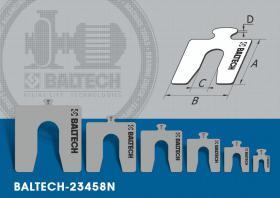BALTECH SA-4300, Ausrichten von Wellen, Riemenscheiben und Schwingungsmessung mit einem Set