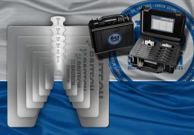 BALTECH SA - Set von ausrichtwerkzeugen mit Messuhren