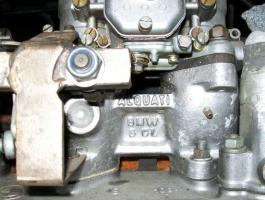 Foto 4 BMW 3,5L Motor CSI, Getrag, Weber, Momo, Alpina