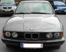 BMW 524 E 34 TD und 525 Sitze, Innenausstattung, Motorteile, Karrosserie  .