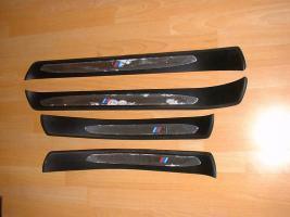 BMW 5er Einstiegsleiste M - Paket