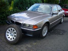 BMW 740i, 4,4L, LPG Gasanlage