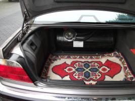 Foto 5 BMW 740i, 4,4L, LPG Gasanlage