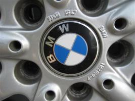 BMW Alufelgen 205/60 R15 91H M+S inkl. Reifen zu verkaufen