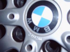 BMW Alufelgen mit Sommerreifen