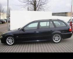 "BMW E39 530d Touring Edition ""Highline Sport"""