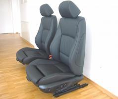 BMW E90 E91 3er 3 Sportsitze, Ledersitze, Leder Sitze, aus M Sport