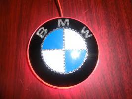 Foto 5 BMW EMBLEM Swarovski Desing veredelt(Handarbeit)mit LED