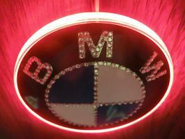 Foto 7 BMW EMBLEM Swarovski Desing veredelt(Handarbeit)mit LED