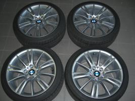 Foto 2 BMW Felgen 193 M für E90 E91 E92 E93 wie neu DOT 01/12!