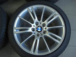 Foto 3 BMW Felgen 193 M für E90 E91 E92 E93 wie neu DOT 01/12!