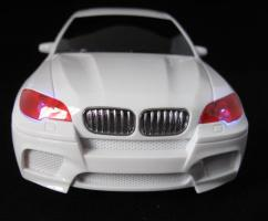 BMW - Music Car Speaker - MP3 Player - FM Radio - Fabrikneu