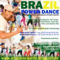 BRAZIL POWER DANCE-TANZKURS IN BERLIN