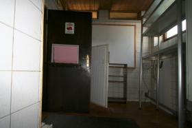 Abstellraum-Küche