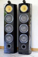 B&W 803 Diamond High End Lautsprecher - fast wie neu
